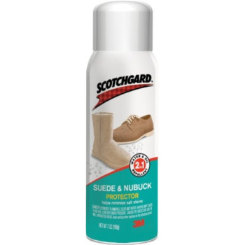 Scotchgard Suede and Nubuck Leather Protector, 7-Ounce