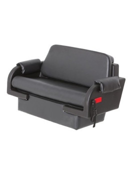 WES Industries All Purpose Contour Rear UTV Seat. 124-0020