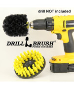 Tile and Grout Drill Brush Cordless Drill Power Scrubber