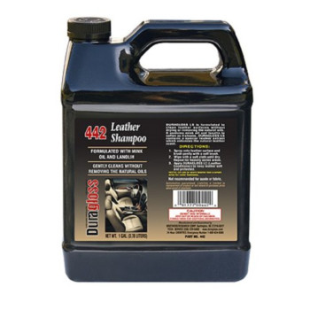 Duragloss 442 Leather Shampoo - 1 Gallon