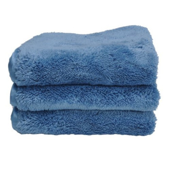 Eurow Microfiber Double Density Towels 12 X 16in 660 GSM 3-Pack