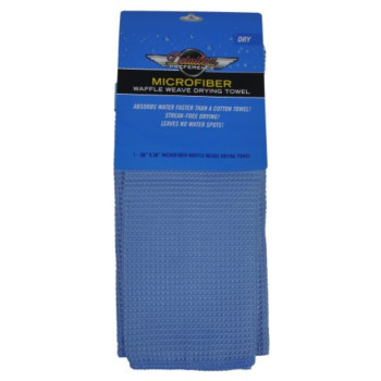 Eurow Microfiber Waffle Weave Giant Drying Towel 36 X 36 in (9 SqFt)