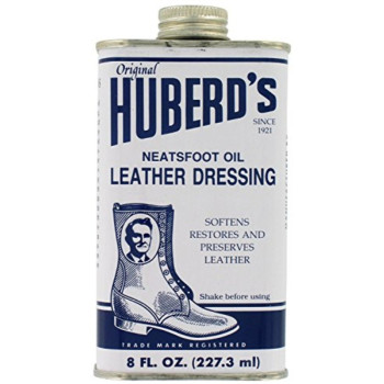 Huberds Hld 8 Oz Neatsfoot Oil Leather Dressing