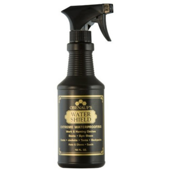 Obenauf's Silicone Water Shield - Environmentally Safe - 16oz. Trigger Spray - Made in the US