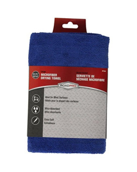 RoadPro RPCS01 Large Microfiber Towel