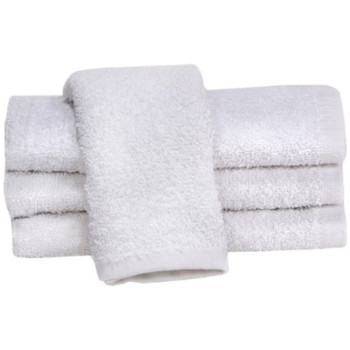 "Towels by Doctor Joe Think Thick White 14"" x 16"" Super Absorbent Car Wash and Detailing Towel, Pack of 12"