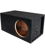 Atrend 12LSV 12-Inch Single Vented SPL Subwoofer Enclosure