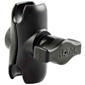RAM Mounts RAM DBL SOCKET ARM A-LENGTH Body Other Bases BLK- RAM-B-201U-A