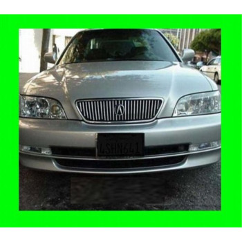 1995-1997 ACURA TL 2.5 3.2 CHROME GRILL GRILLE KIT 1996 95 96 97