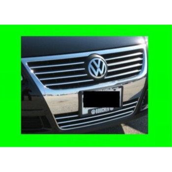 VOLKWAGEN VW EOS 2007-2009 CHROME GRILLE GRILL KIT 2008 07 08 09