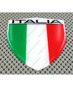 Italy (Italia) Flag 3d Decal Sticker Lg