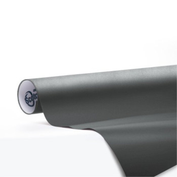 3M Scotchprint Series 1080 Matte Dark Grey Vinyl Car Wrap Film Sheet Roll - 3M1080 - 2ft x 5ft (10 sq/ft) (24
