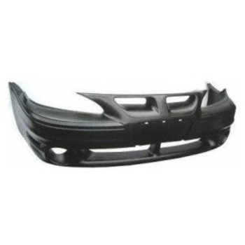 1999-2005 Pontiac Grand Am GT Front Bumper Cover PRIMED