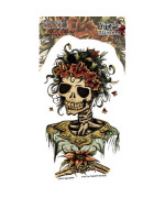 Agorables - Muertos Skeleton Bride - Sticker / Decal