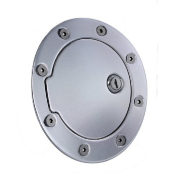 All Sales 6057L Billet Fuel Door