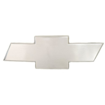 All Sales (96295C) Grille Emblem, Chrome, Front