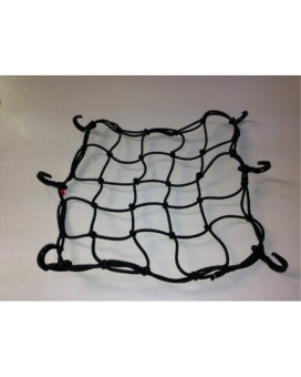 """15"""" x 15"""" Cargo Net Assembly for Motorcycles & ATV's."""