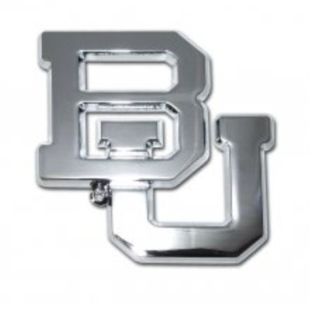 Baylor METAL Auto Emblem (new open design)