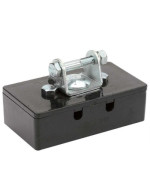 ANC Lighthouse; 1 Replacement Magnet Base Mount for LED Tow Lights, Made in USA1161R