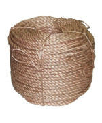 ANCHOR BRAND 5/16X600-3SB Anchor Manila Rope 17 Lbs Boxed (Price is for 17 Lb/Coil)