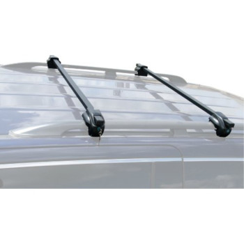 Steel Cross Bars with Lock System for 2006 - 2009 Kia Sedona