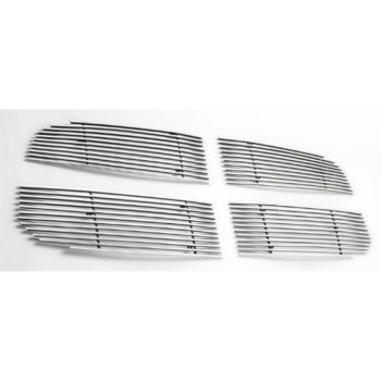 Fits 2013- 2014 Ram 1500 Billet Grille Grill Inserts