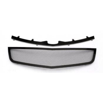 APS A76761H Black Powder Coated Grille Replacement for select Cadillac DTS Models