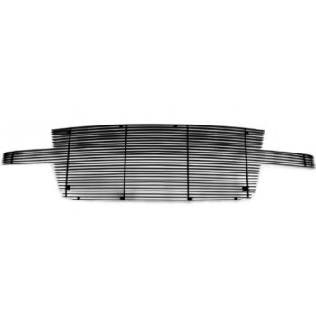 APS C86818H Black Powder Coated Grille Replacement for select Chevrolet Silverado 2500 HD and other Models