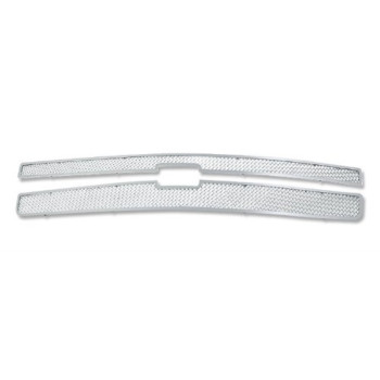 2007-2013 Chevy Silverado 1500 Stainless Steel Mesh Grille Grill Insert # C75766T