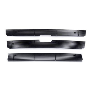 06-09 Chevy Trailblazer LT Billet Grille Grill Combo insert # C67918A