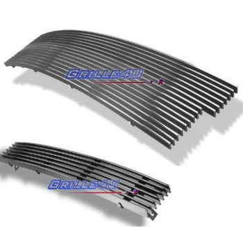 97-98 Ford F-150 4WD/Expedition Billet Grille Grill Combo Insert # F87951A