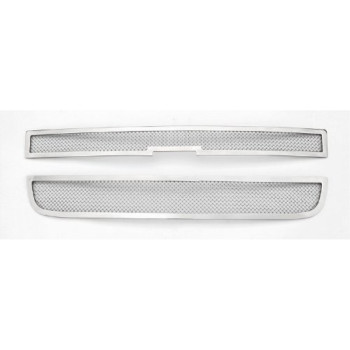 2003-2014 Chevy Express Explorer Conversion Van Stainless Steel Mesh Grille Grill Insert # C76436T