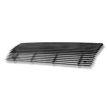 APS F85006A Polished Aluminum Billet Grille Replacement for select Ford Bronco II Models