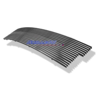 APS F85029A Polished Aluminum Billet Grille Replacement for select Ford Expedition Models