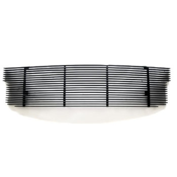 APS F85072H Black Powder Coated Grille Replacement for select Ford F-150 Models