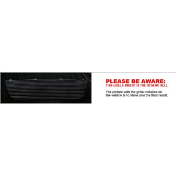APS F85331H Black Powder Coated Grille Replacement for select Ford Explorer Models