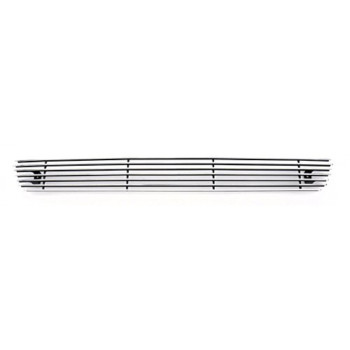 APS F85351A Polished Aluminum Billet Grille Replacement for select Ford F-150 Models