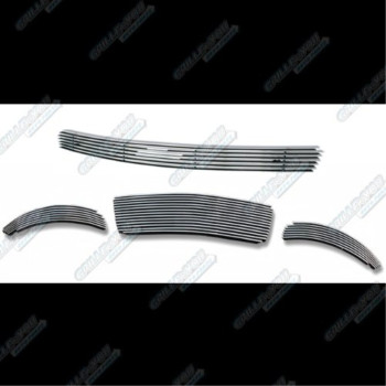 Fits 2006-2013 Chevy Impala/06-07 Monte Carlo Billet Grille Grill Insert Combo # C61067A