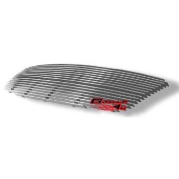 APS N85411A Polished Aluminum Billet Grille Replacement for select Nissan Altima Models
