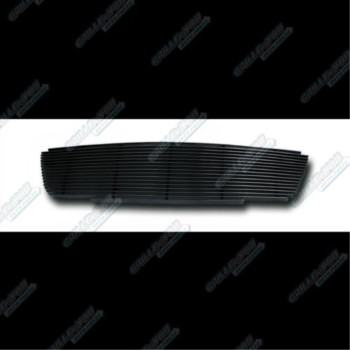 APS N85411H Black Powder Coated Grille Replacement for select Nissan Altima Models