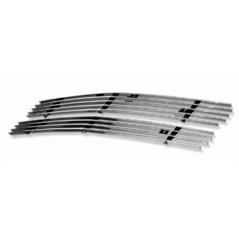 APS Polished Chrome Billet Grille Grill Insert #C65705A