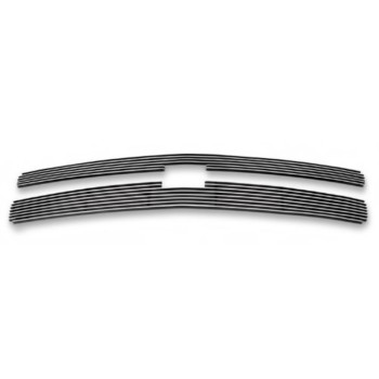 APS Polished Chrome Billet Grille Grill Insert #C65766A