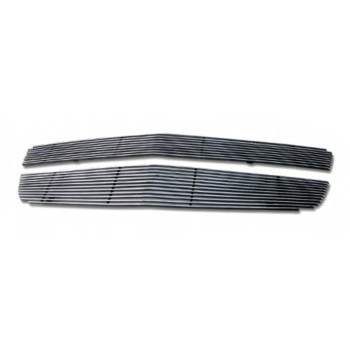 APS Polished Chrome Billet Grille Grill Insert #C66740A