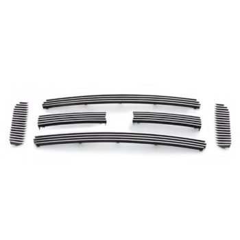 APS Polished Chrome Billet Grille Grill Insert #F85399A