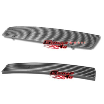 07-09 Nissan Sentra Billet Grille Grill Combo Insert # N87839A