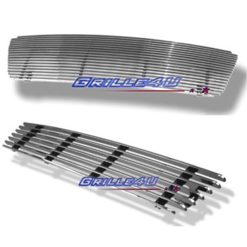 04-05 Ford F-150 Honeycomb Style Billet Grille Grill Combo Insert # F67996A