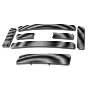 08-10 Ford F-250/F-350/ Super Duty Billet Grille Grill Combo Insert # F67803A