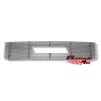 APS T65457A Polished Aluminum Billet Grille Bolt Over for select Toyota FJ Cruiser Models