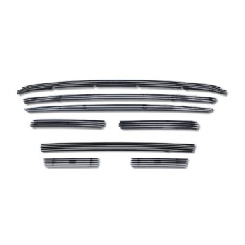 Fits 2010-2013 Toyota Tundra Billet Grille Grill Insert Combo # T61021A