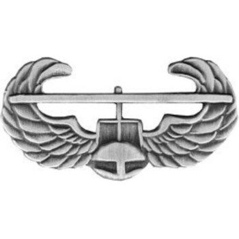 Air Assault Lapel Pin (Oxidized)